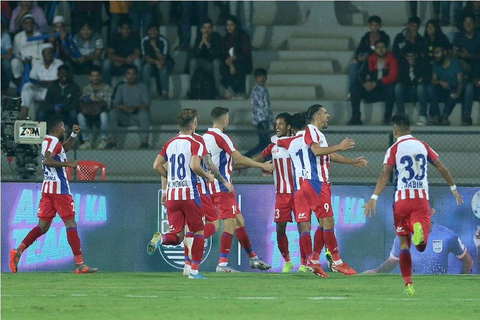 ISL 6: ATK reaches on top spot by defeating FC Mumbai in its home