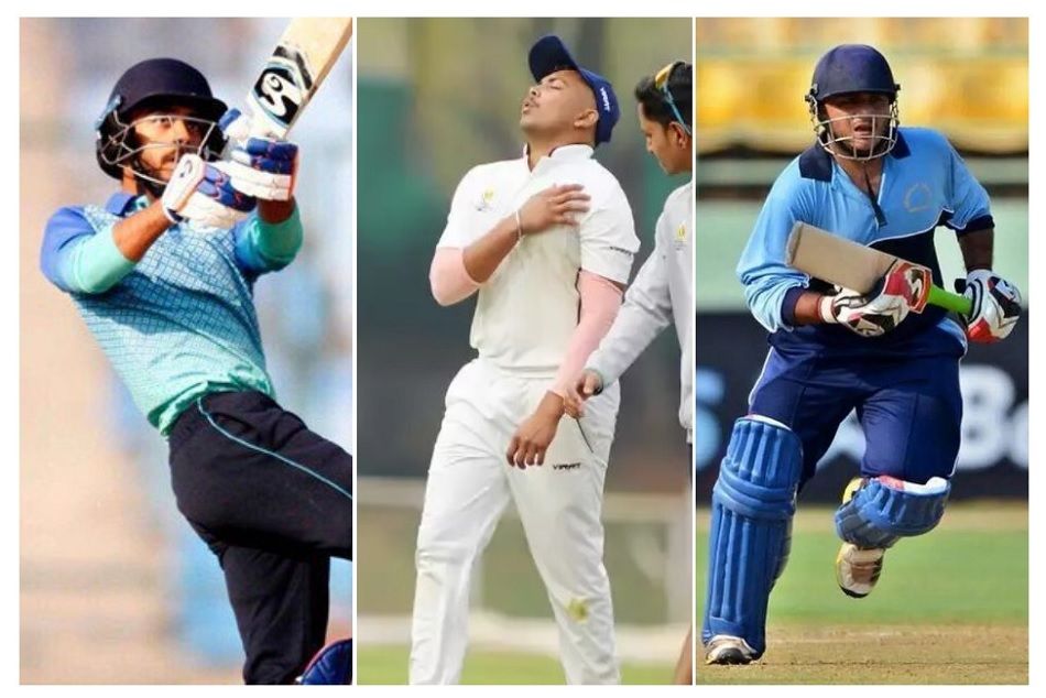 Domestic batsmen who have potential to replace Prithvi Shaw in Delhi Capitals if he will not fit for IPL