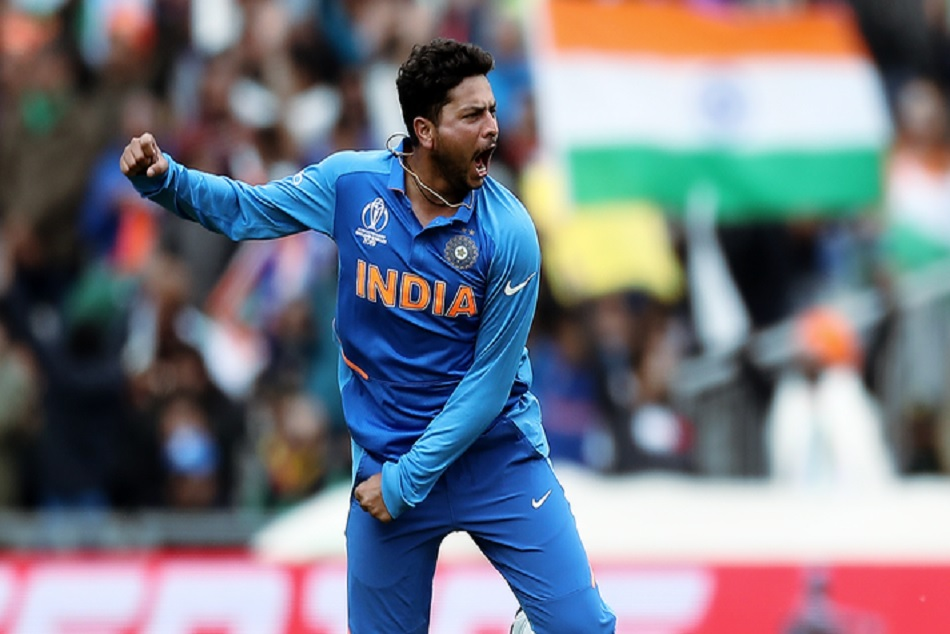IND vs AUS: Kuldeep Yadav becomes the third fastest 100 ODI indian wicket taker