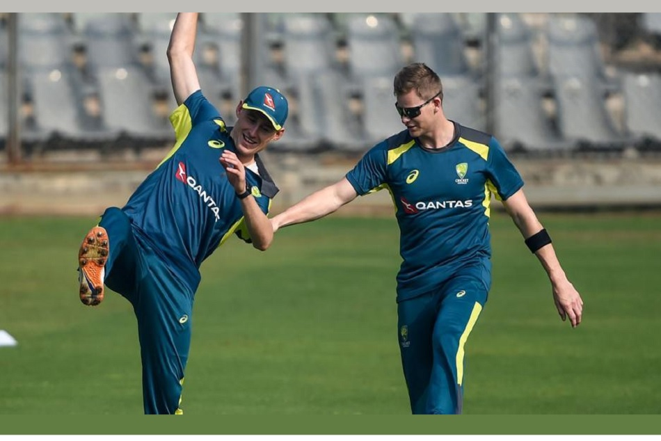 Aaron Finch says it is only sleeping time when Smith-Labuschagne do not spend time with together