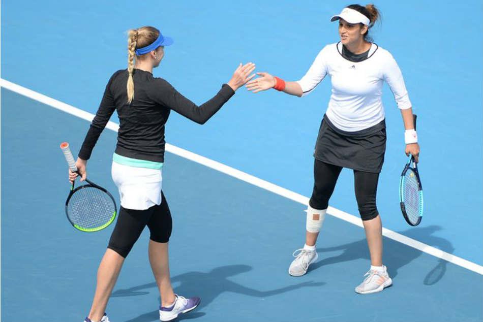 Sania Mirza makes great comeback, grab Hobart International title with Nadiia Kichenok