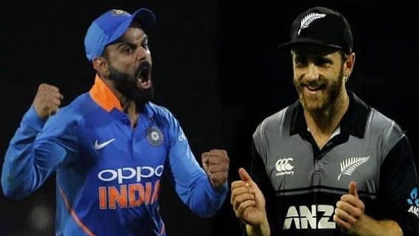न्यूजीलैंड बनाम भारत टेस्ट शेड्यूल
