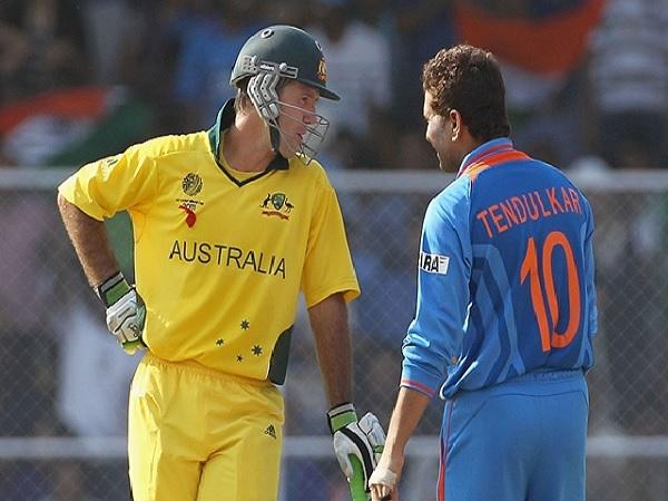 सचिन-वॉल्श: क्रिकेट के इतिहास में बहुत बड़े 2 नाम