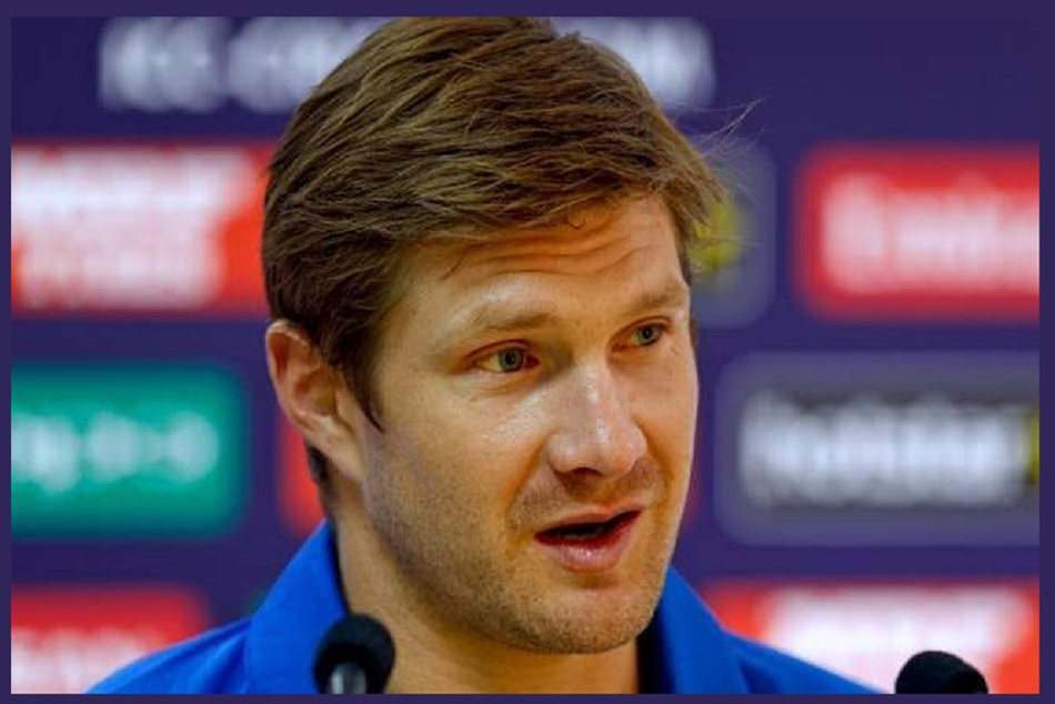 Shane Watson named cricketer who takes best selfie in the world