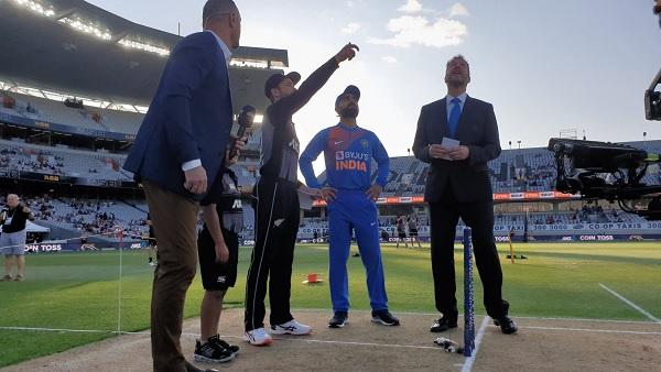 न्यूजीलैंड की तेज बल्लेबाजी