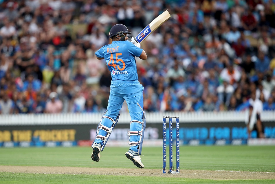 IND vs NZ 3rd T20I: Rohit Sharma score second fastest fifty in his T20I career