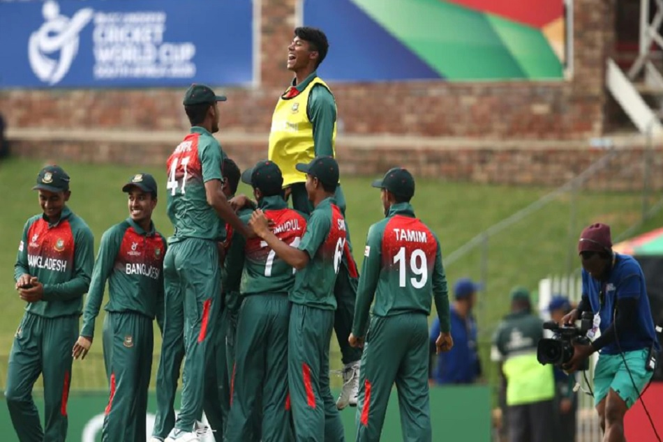 U 19 CWC: Bangladesh beats South Africa by 104 runs to reach in Semi finals