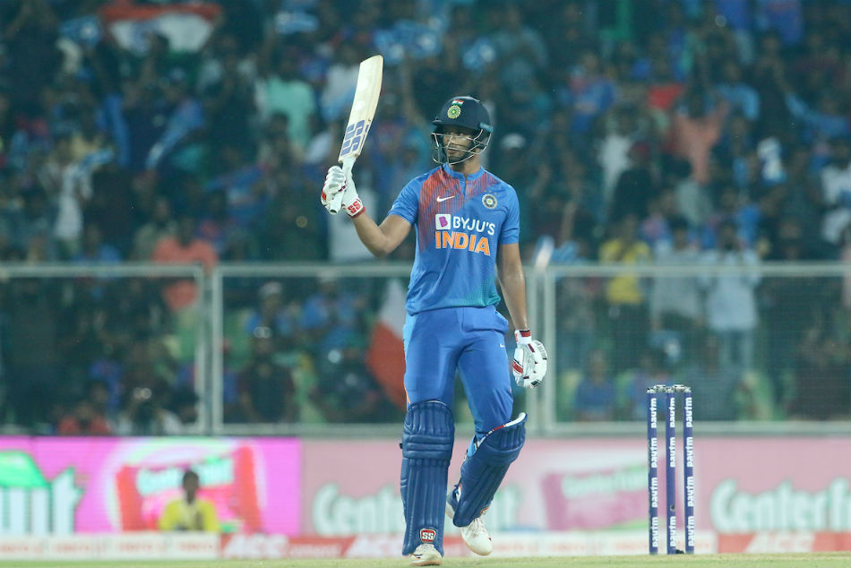 Shivam Dubey talks about his six hitting ability and place in team india