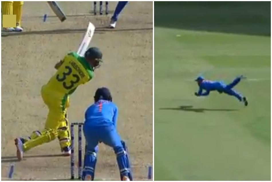 IND vs AUS: Virat Kohli took a stunning superman catch to break Smith-Labuschagne partnership