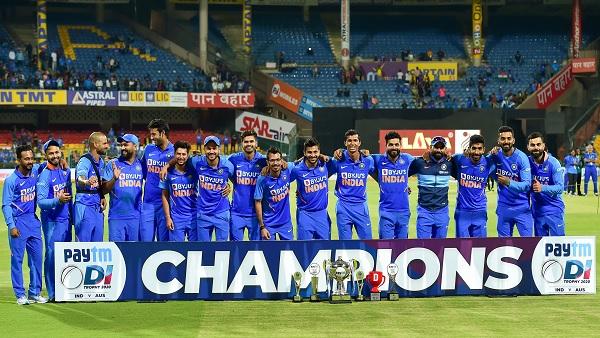 भारत बना सीरीज का चैम्पियन