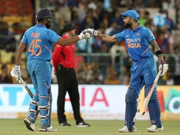 रोहित की शानदार पारी के दम पर जीता था भारत