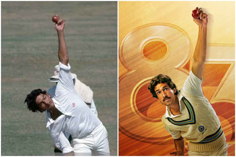 Ravi Shastri of 83 movie is unveiled, Dhairya Karwa is in role of former all rounder