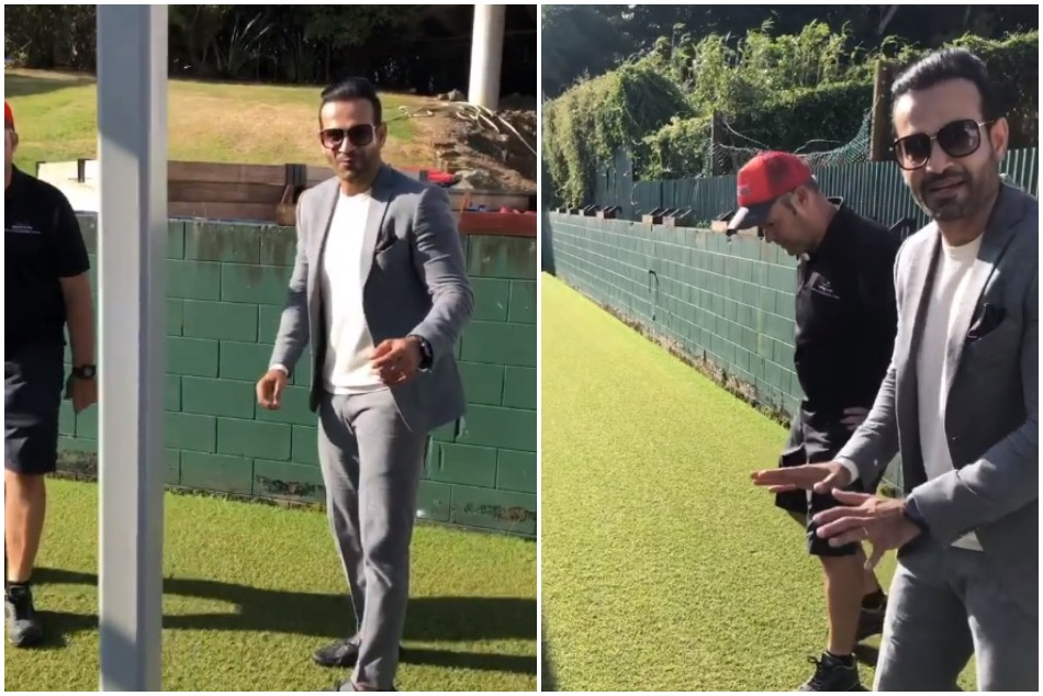 IND vs NZ: What is Drop-in pitch, Irfan Pathan shares video of this pitch to be used in New Zealand