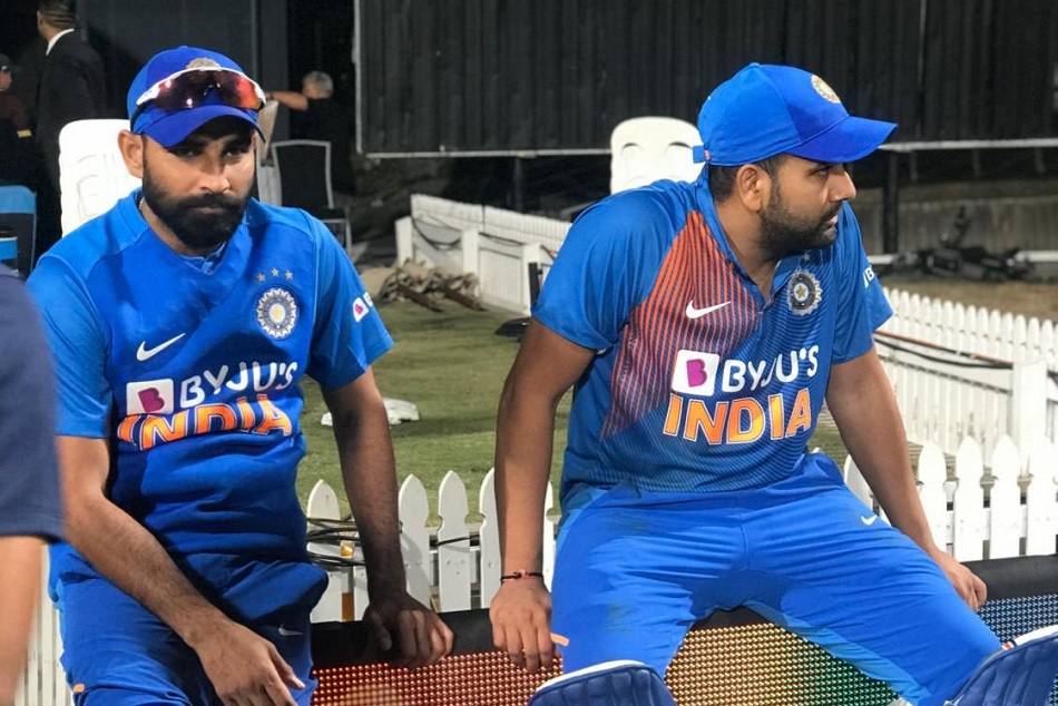 IND vs NZ: Rohit Sharma says Mohammad Shami last over won the match for team not his two sixes