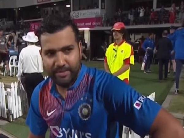 सुपर ओवर से पहले रोहित ने कर लिया था सामान पैक
