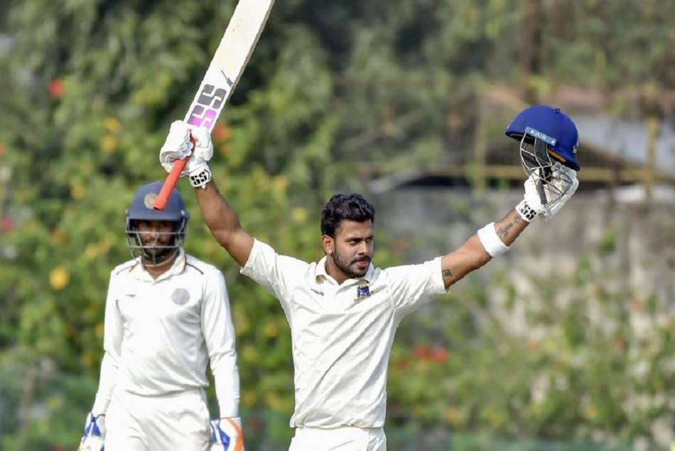 बल्लेबाज ने ठोकी नए रणजी सीजन की पहली ट्रिपल सेंचुरी, छलका IPL में अनसोल्ड रहने का दर्द