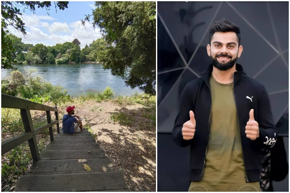 IND vs NZ: Virat Kohli shares new photo captioned Life is a blessing and fans love it