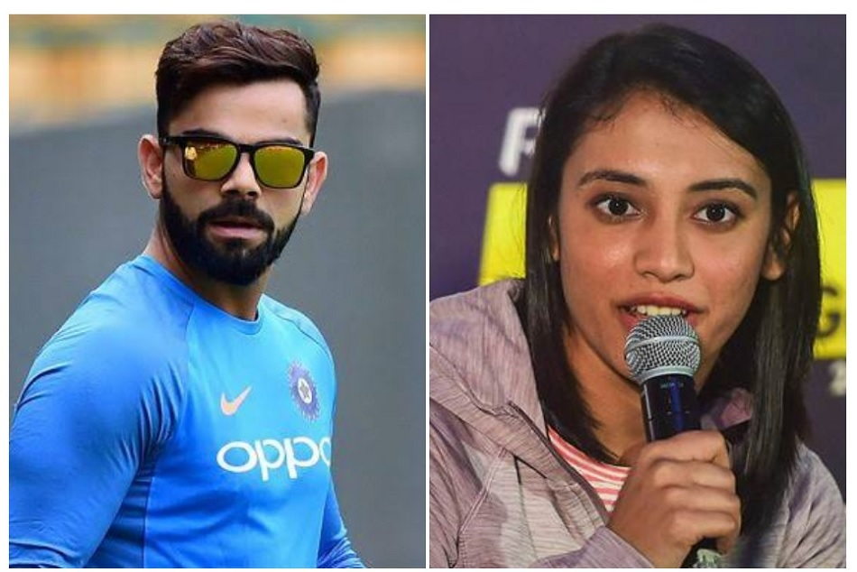 Smriti Mandhana reveals the reason behind disparity in men and women cricketers in BCCI contract