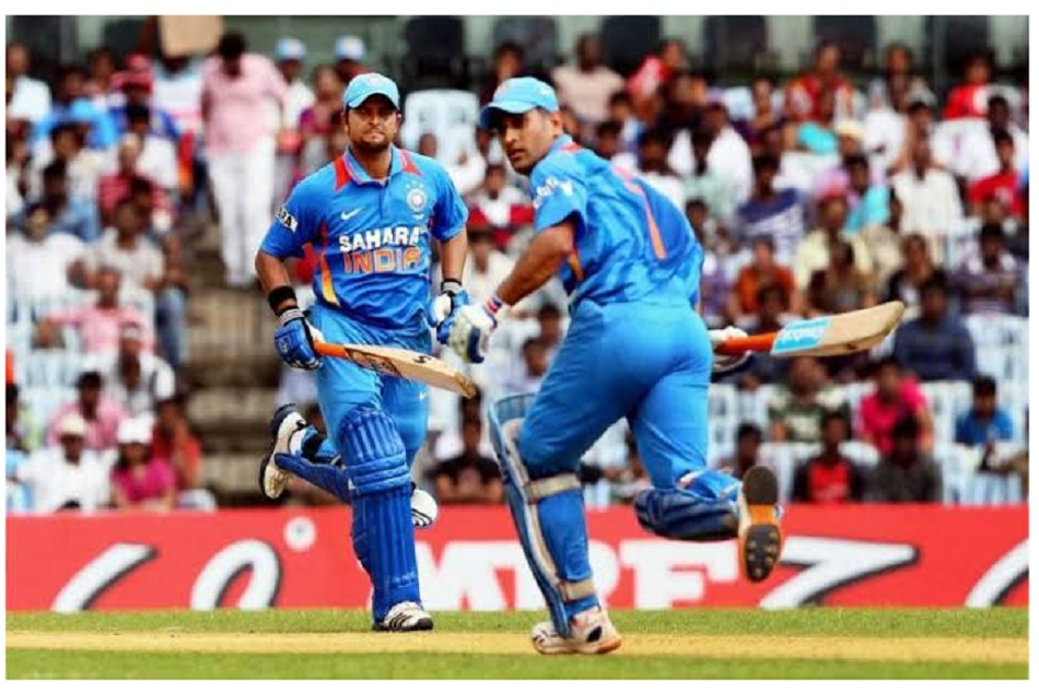 Suresh Raina talks about possibility of playing t 20 world cup for MS Dhoni and himself