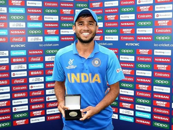 रवि बिश्नोई के शानदार प्रदर्शन ने दिलाई जीत