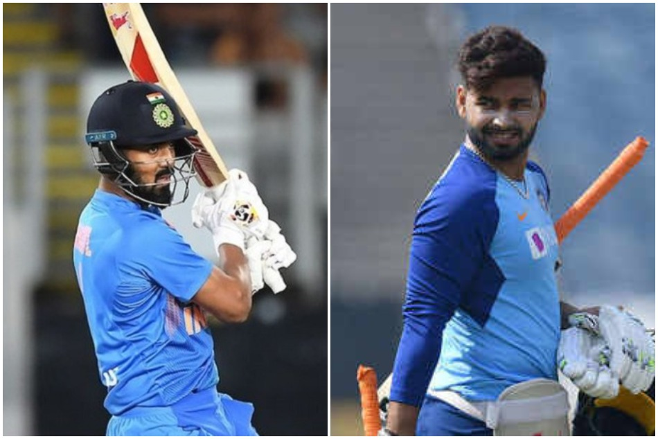 IND vs NZ: KL Rahul replied on question if Rishabh Pant can play in this series or not