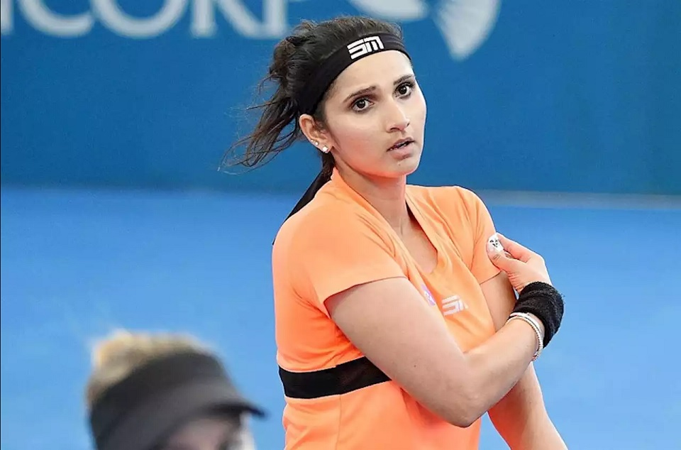 Australian Open: Sania Mirza has missed out the chance to partner Rohan Bopanna due to calf injury