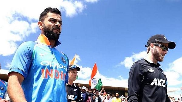 न्यूजीलैंड बनाम भारत एकदिवसीय कार्यक्रम