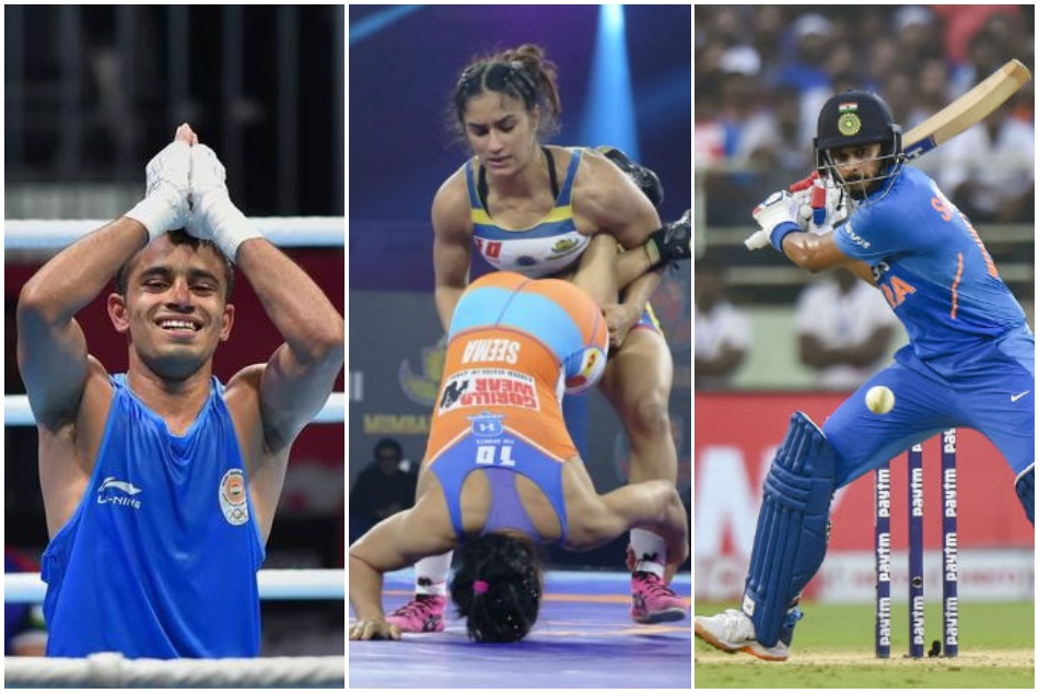 Top Five Sportsperson who can redefine Indian sports in 2020