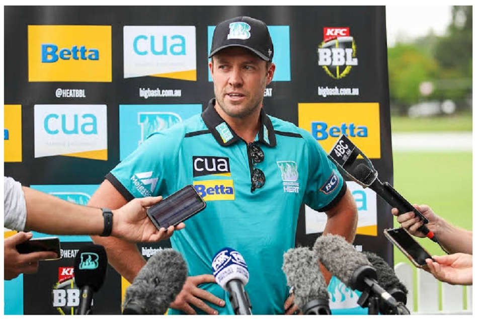 T20 World Cup is set to witness 360 degrees shots as AB de Villiers confirms his taking to management