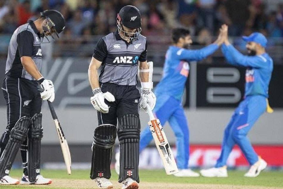 भारत हार गया था पर कीवी टीम ने दिया जीत का मौका