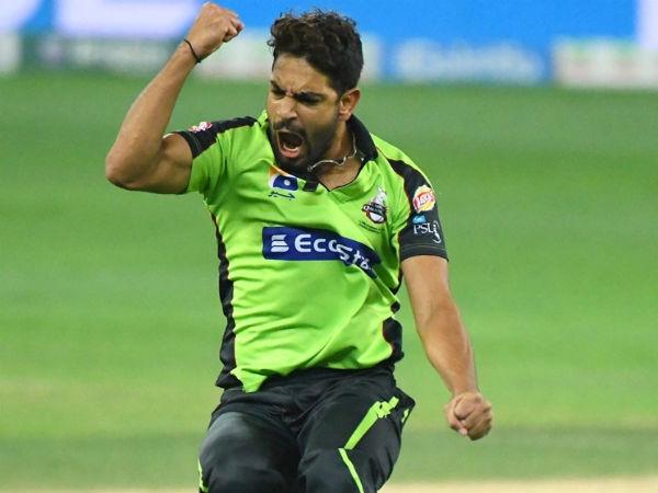 हैरिस राउफ 4 मैच में ले चुके हैं 13 विकेट