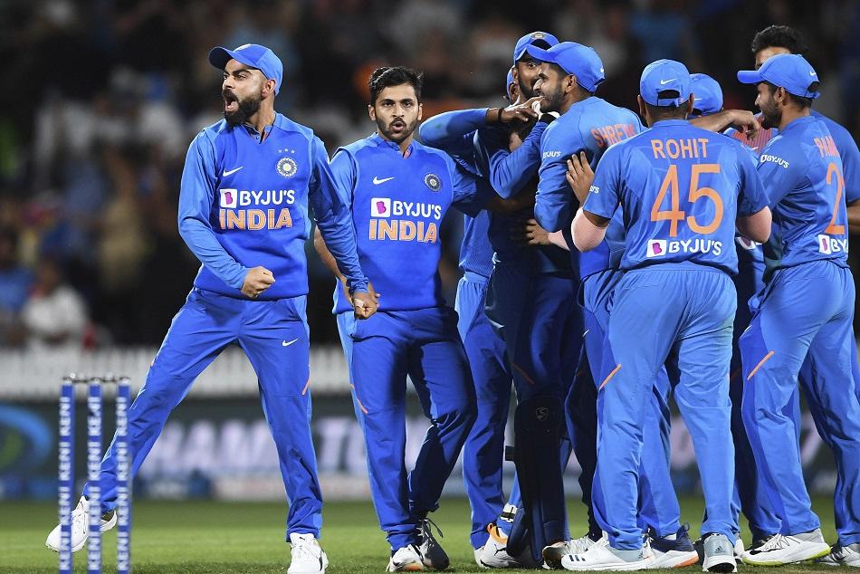 3 बदलाव के साथ उतरी थी भारतीय टीम
