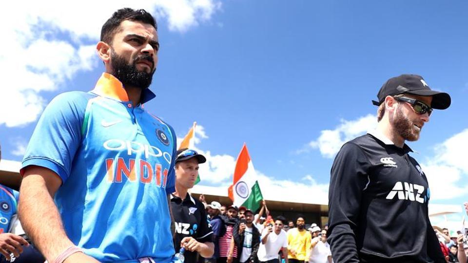 12 महीने बाद टी20 में आमने-सामने भारत-न्यूजीलैंड