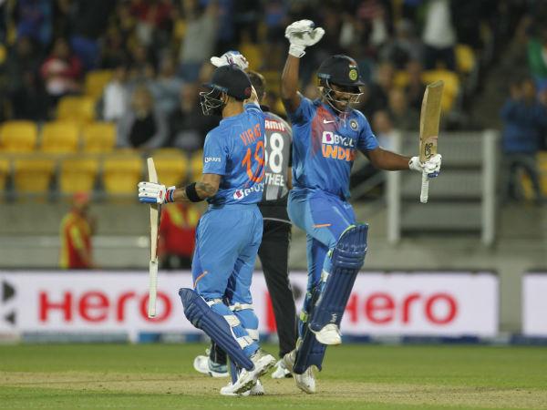 सुपर ओवर में फिर फ्लॉप हुई कीवी टीम, 5 गेंद में जीत गया भारत