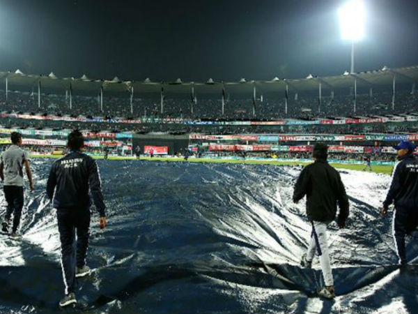 बारिश नहीं पिच के चलते हुआ मैच रद्द, बेहतर तरीके से निपटा जा सकता था