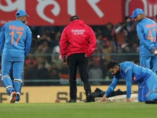 होल्कर के मैदान पर भारत का 8-0 है रिकॉर्ड