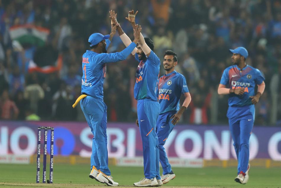 टी20 में सबसे ज्यादा मेडन ओवर फेंकने वाले गेंदबाज बने जसप्रीत बुमराह