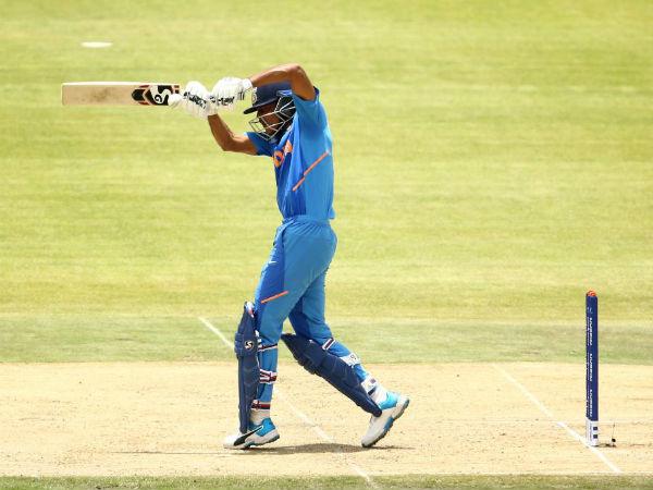 बल्लेबाजी में भारतीय टीम ने दिखाया दम