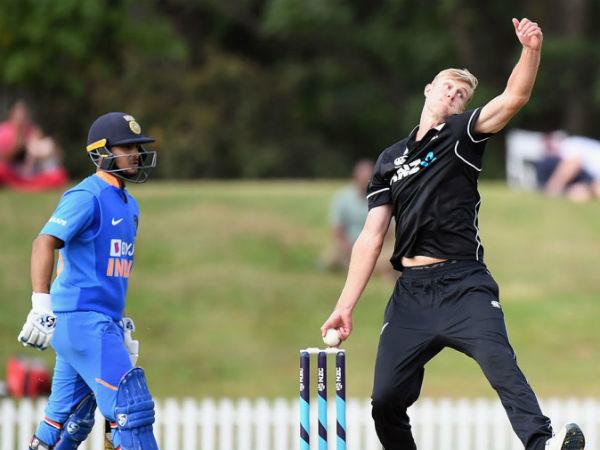 न्यूजीलैंड के सबसे लंबे क्रिकेटर हैं काइली जैमिसन