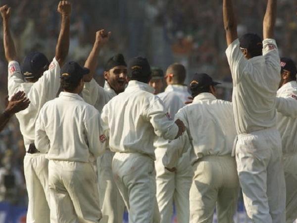 ऐसे जीता था भारत कोलकाता टेस्ट