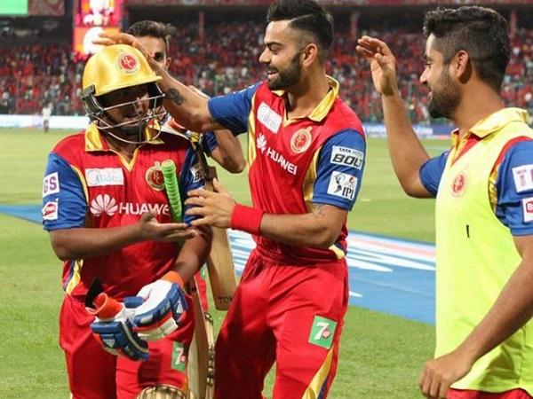 IPL में कोहली के थे फेरवेट