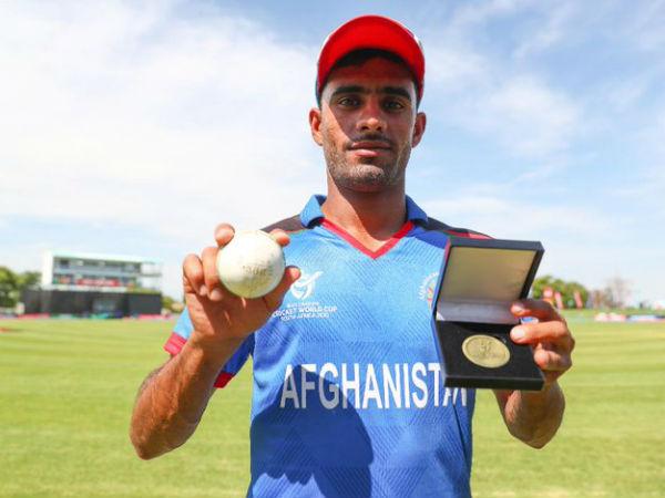शफीकुल्लाह घाफरी ने झटके 6 विकेट