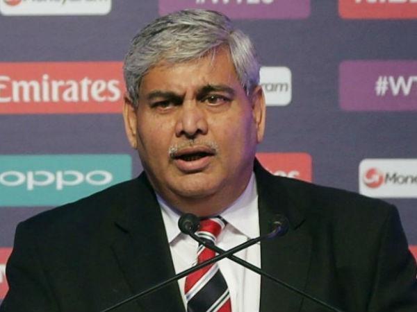 बांग्लाादेश को मनाने में शशांक मनोहर ने निभाई अहम भूमिका