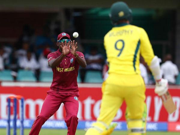 कैरिबियाई टीम ने कंगारुओं को दिया पहले बल्लेबाजी का न्यौता