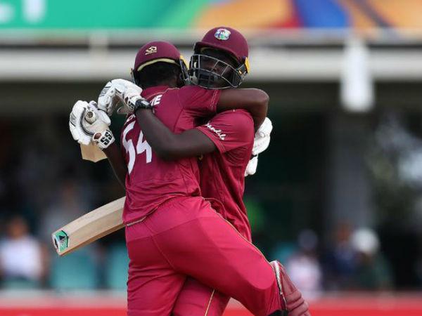 अफगानिस्तान-वेस्टइंडीज के खिलाड़ियों ने भी मचाया धमाल