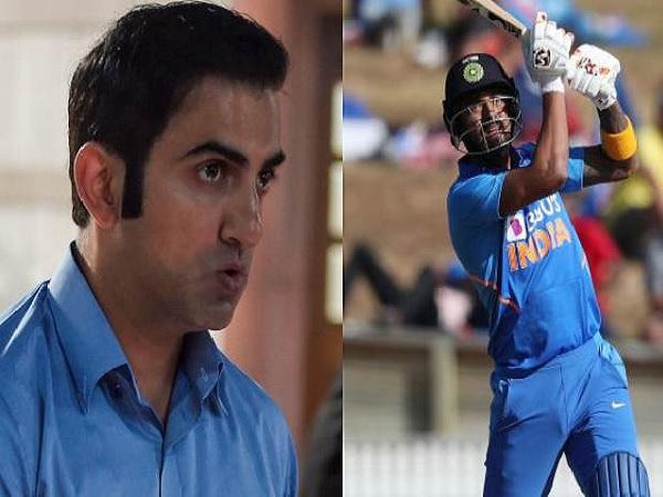 पहले वनडे में 5वें नंबर पर उतरे राहुल