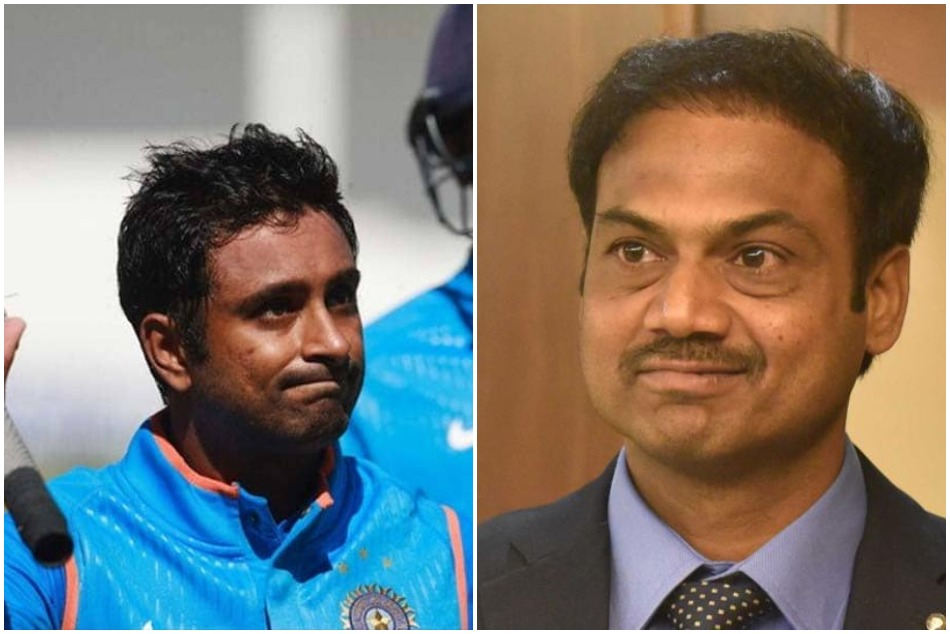 MSK Prasad says he also feel hurt for what happened with Ambati Rayudu in world cup 2019