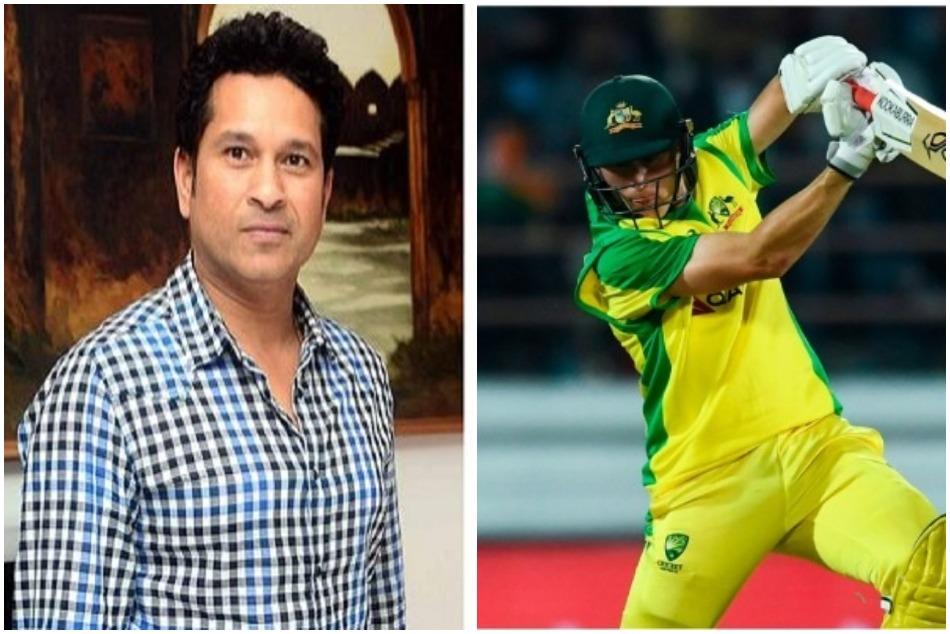 This young Australian batsman reminds great Sachin Tendulkar of his playing days