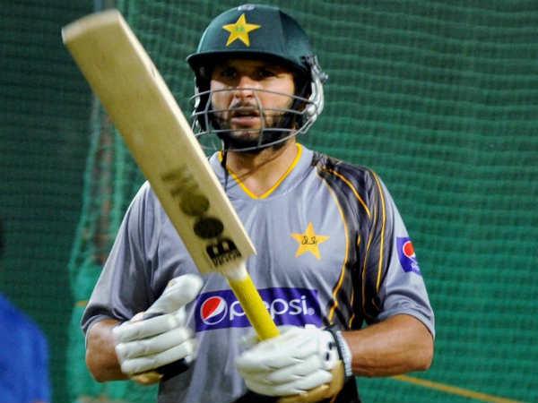 पाकिस्तान के महान सफेंद गेंद खिलाड़ी रहे हैं अफरीदी