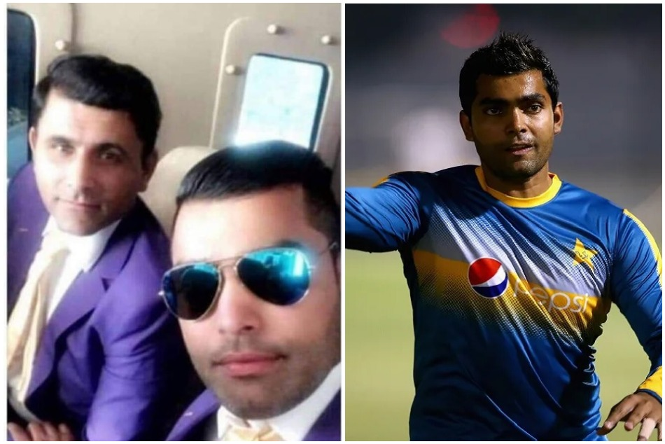 Umar Akmal did blunder in caption of a tweet picture with Abdul Razzaq, get trolled brutally